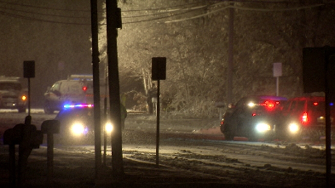 2 Dead in Accident on Icy, Snowy NJ Road