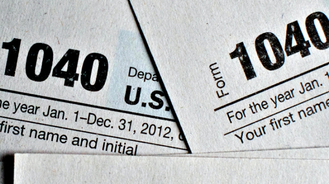 Pa. Tax Deadline Extended Until Tonight