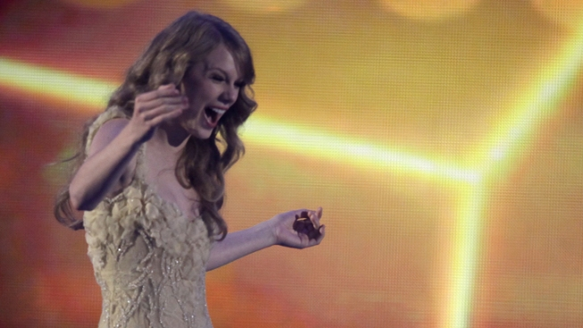 Taylor Swift was 2011's Top Earning Music Maker
