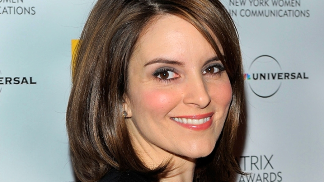 Tina Fey Comes Home Tuesday