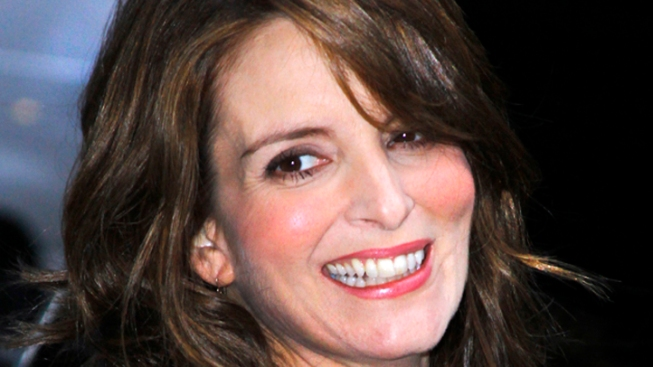 "Tina Fey Hosts ""Saturday Night Live"""