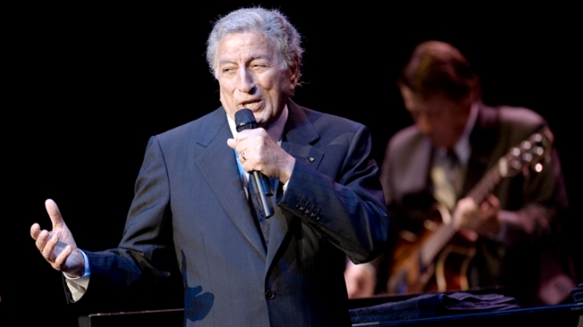 Tony Bennett Has First No. 1 Album - at Age 85