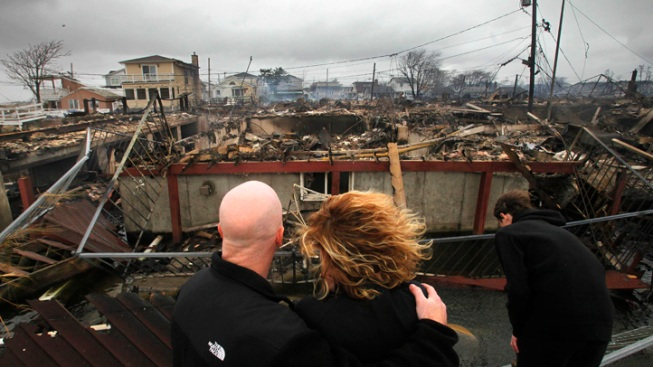 Interior Dept. Releases $475M in Sandy Aid