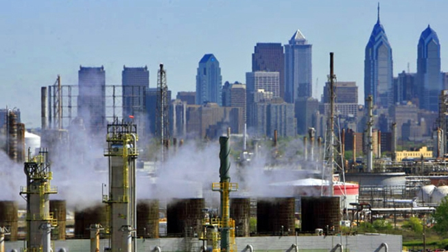 Philly Tops List of Most Toxic Cities: Forbes