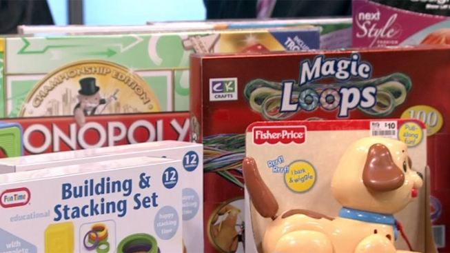 Police Called After Crowd Mobs Toy Giveaway