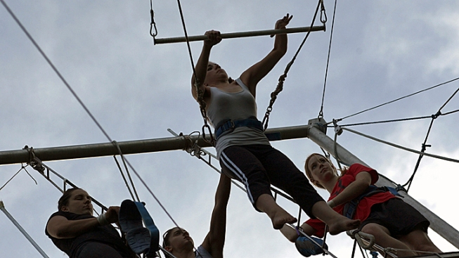 Atlantic City Casino to Give Trapeze Lessons