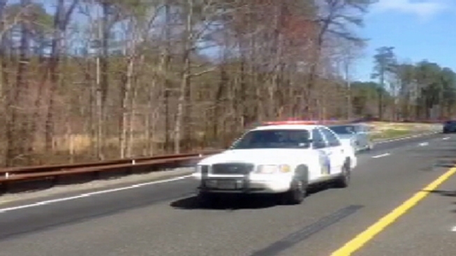 NJ State Trooper Admits to Cover Up in 'Death Race'