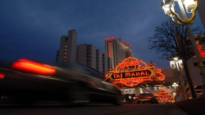 AC Union, Trump Casinos Shake Hands