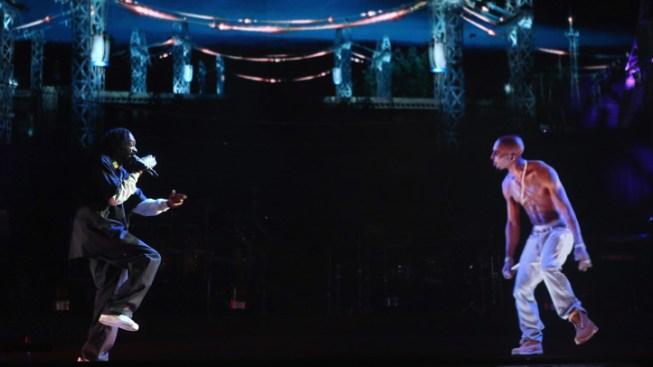 Tupac Hologram Performs at Coachella to Mixed Reviews