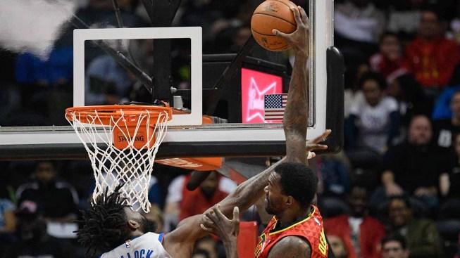 Dewayne Dedmond, Hawks Hand Pistons 2nd Straight Loss