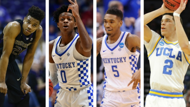 2017 NBA Draft: Top 10 Prospects for the Sixers