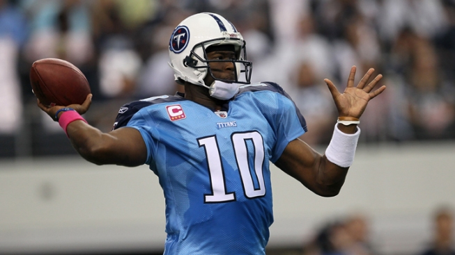 Hooked 'Em: Vince Young To Sign With Eagles