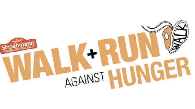 Stroheman Bakeries Walk+Run Against Hunger