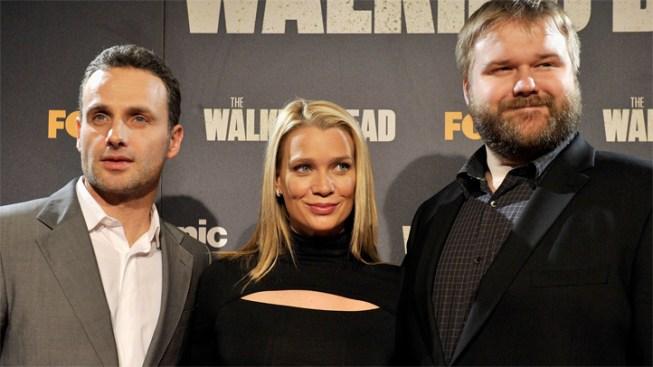 """""""Walking Dead"""" Creator Robert Kirkman Braces for Season Two"""