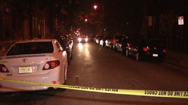 Man, 19, Shot in the Face in Spring Garden