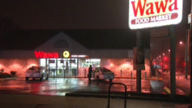 Man Robs Tacony Wawa Using Demand Note