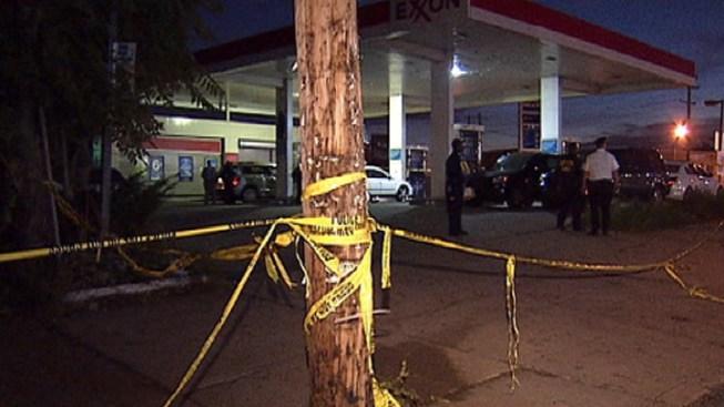 Police Shoot Man in N. Philadelphia