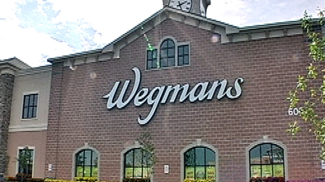 Happy Hour at Wegmans