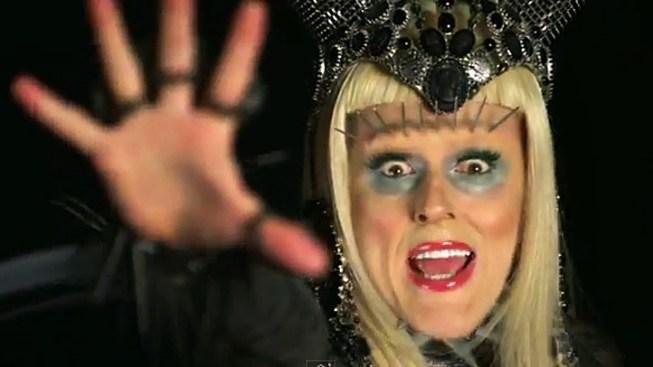 Weird Al's Gaga Parody Delightfully Odd