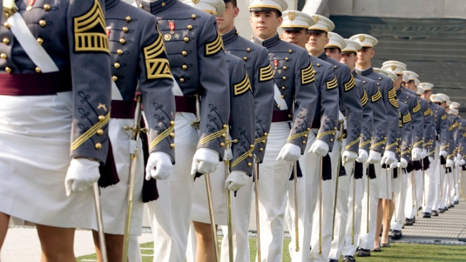 How to Get Into a Military Academy