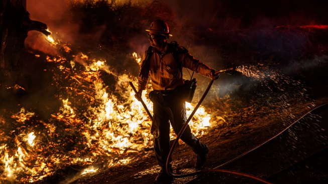 Fact Check: Trump Again Misunderstands California's Wildfires