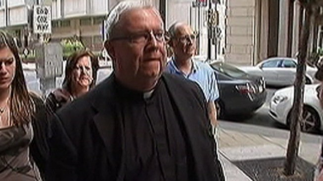 Msgr. Lynn to Be Sentenced Tuesday