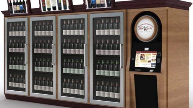Liquor Coming to a Vending Machine Near You?