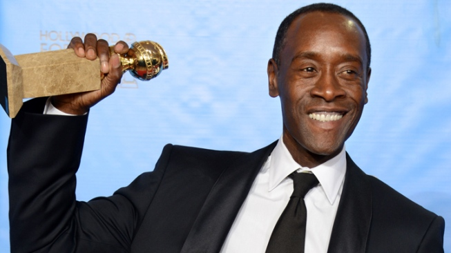 "Don Cheadle Tells a Few Truths About ""House of Lies"" and ""Iron Man 3"""