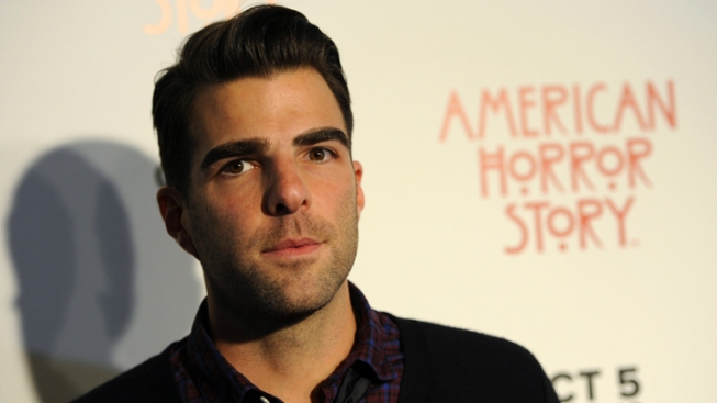 "Why Zachary Quinto Committed to ""American Horror Story: Asylum"""