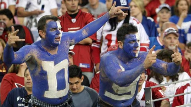 Jets, Giants Fans Should Learn from Cubs, Sox Fans
