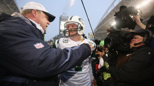 Sweet Relief: Favre Will Stay Home