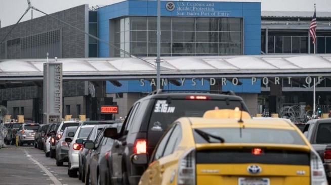 Asylum Seekers Jam US Border Crossings to Evade Trump Policy