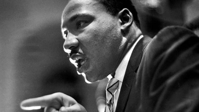 Historic Photos of MLK Emerge