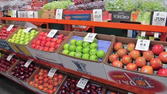 Produce Market Has Major Regional Impact