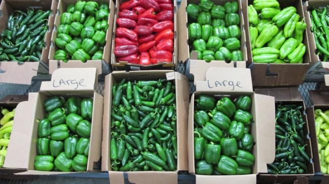 Produce Market on Wheels