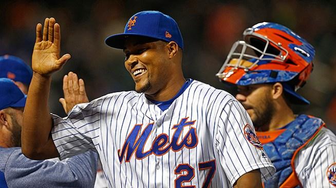 Best of MLB: Mets Keep Things Interesting, 2-hit Giants