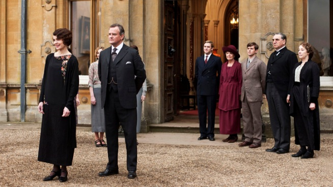 Downton Abbey Recap: Mary and Matthew Go to the Chapel