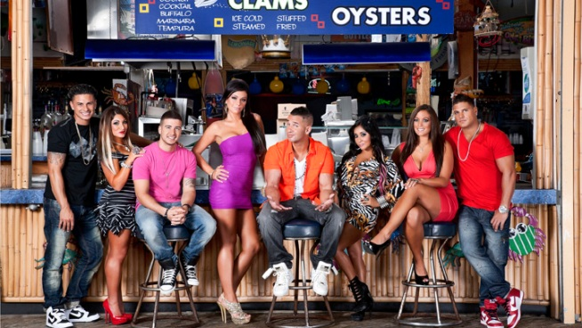 "Fist Pumps for ""Jersey Shore"" The Final Season"
