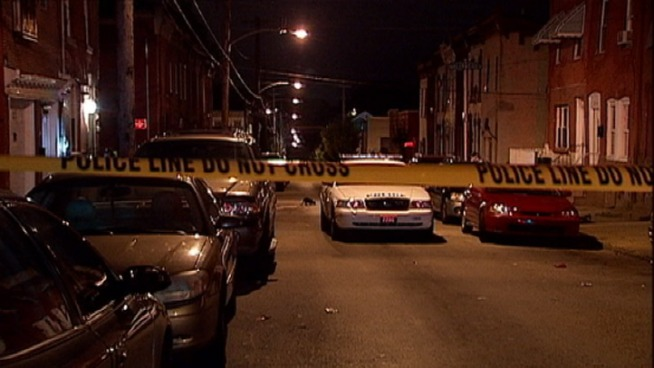 Five people are in the hospital after a shooting at a birthday party in the Brewerytown section of the city. Police say the shooting began when two men began to argue outside a home. One man then allegedly shot the other, followed him inside the house and continued to fire, striking four other people. NBC10's Katy Zachry has the details.