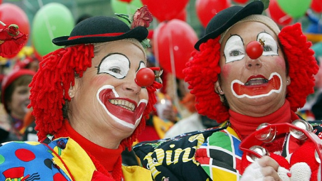 No Clowning Around, Clownfest Leaves NJ