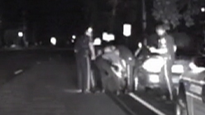 A Delaware man claims that Seaford Police abused their powers when they pulled him over on his 43rd birthday. The NBC10 Investigators and Harry Hairston take a look at the dashboard video.