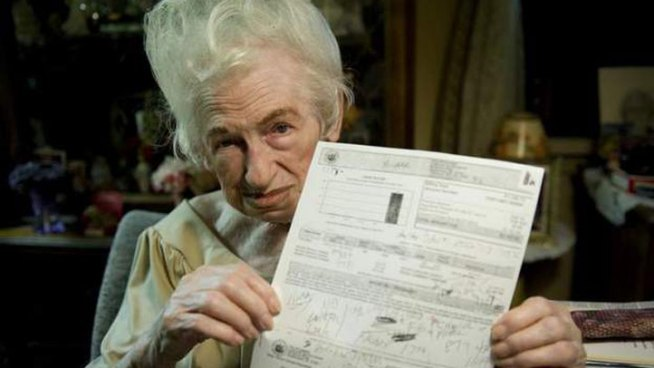 Woman, 91, Wins Fight Over Huge Water Bill