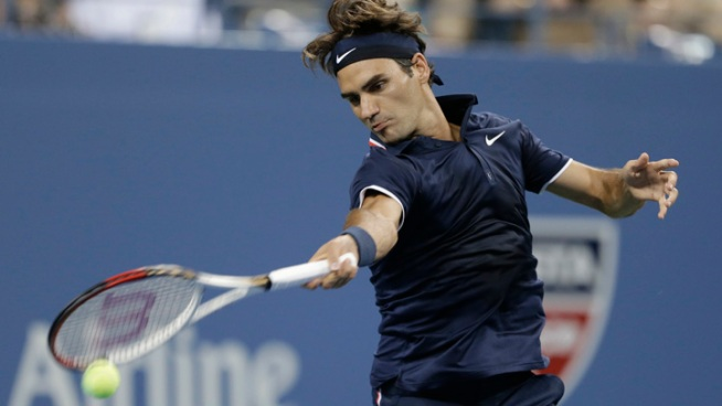 Federer Loses to Berdych in U.S. Open Quarterfinals