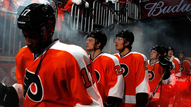 NBC10's Complete Coverage of Flyers Season Opener