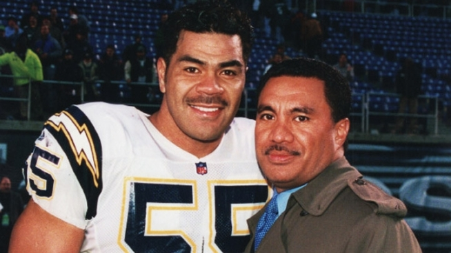 The news of Junior Seau's suicide sent shockwaves throughout the country and hit especially hard for current and former NFL players. NBc10 sports anchor Vai Sikahema never got to play to Seau when he was in the NFL but he got to know Junior well since both of them hailed from Pacific islands. Vai recalls some of his favorite moments with Junior.