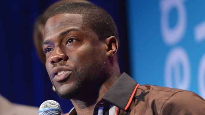 Philly's Kevin Hart Arrested for DUI in LA