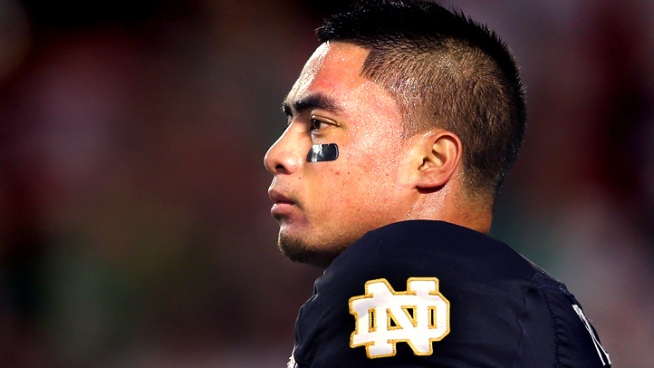 Manti Te'o Tells Katie Couric He Lied About Girlfriend After Learning of Hoax