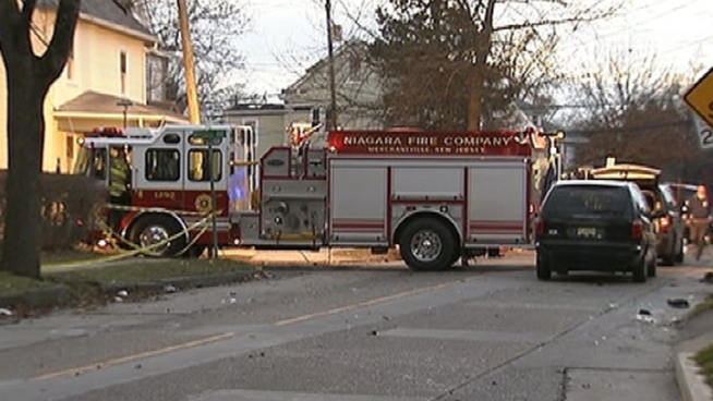 911 Calls From Merchantville Crash
