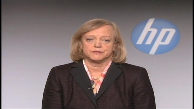 Hewlett-Packard claimed Tuesday that there were substantial instances of financial fraud in connection with its acquisition of the software. Scott Budman reports.