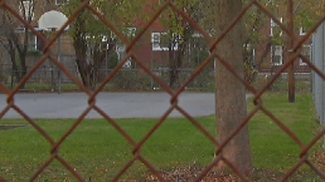 Police are searching for a man who they say tried to abduct an 11-year-old boy at a Camden park.